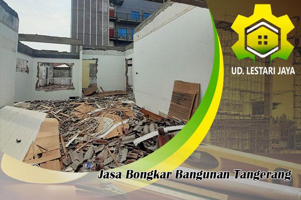 Jasa Bongkar Rumah Tangerang